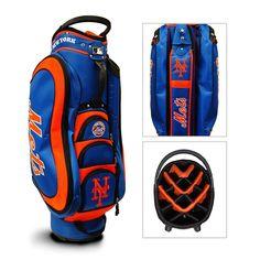 New York Mets MLB Cart Bag - 14 way Medalist