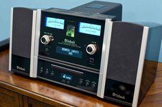 McIntosh Sound System   McIntosh MXA60 Desktop System
