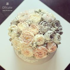 #buttercream #flowercake #ollicake ollicake@naver.com