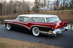 1957 BUICK CENTURY CUSTOM WAGON SHOP SAFE! THIS CAR, AND ANY OTHER CAR YOU PURCHASE FROM PAYLESS CAR SALES IS PROTECTED WITH THE NJS LEMON LAW!! LOOKING FOR AN AFFORDABLE CAR THAT WON'T GIVE YOU PROBLEMS? COME TO PAYLESS CAR SALES TODAY! Para Representante en Espanol llama ahora PLEASE CALL ASAP 732-316-5555