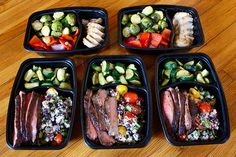 How to Meal Prep for The Master's Hammer and Chisel - The Team Beachbody Blog
