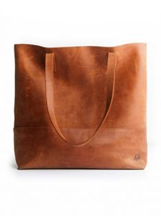 The leather on this tote looks so soft. Love the great cause as well. Mamuye Tote from livefashionable.com