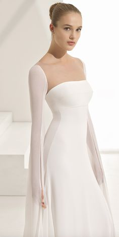 Courtesy of Rosa Clara Wedding Dresses; www.rosaclara.es