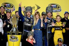 Jimmie Johnson - Ford EcoBoost 400