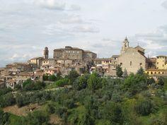 View of Poggio Mirteto