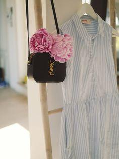 Style...Camilla Pihl // striped summer dress