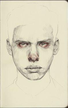 Moleskine Sketch | 07-03-2012 by mikecreighton, via Flickr