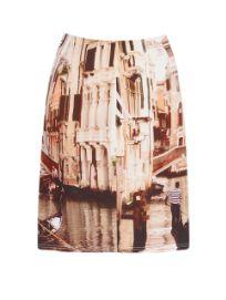 Style in luxe <3 #TRENDYVEROMODA #VeniceCruise #digital #print #artinspired #springsummer #fashion #style #trends #fashionistas #spring #summer #fashiondiaries #stylediaries #VEROMODA