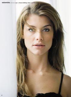 Aline Moraes, my favorite soap opera actress. Ha!