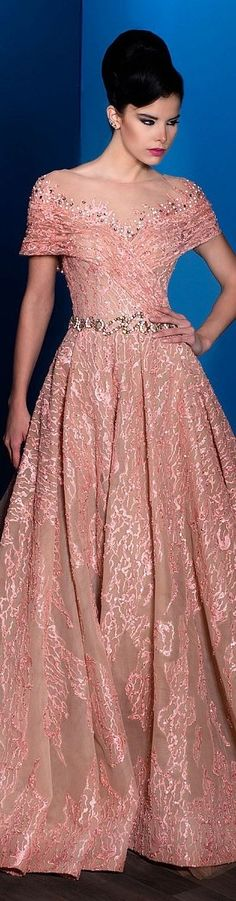 Ali Al Khechen couture 2016  women fashion outfit clothing style apparel @roressclothes closet ideas