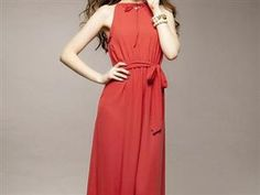 2013 Dress $35.99  SHIPPING CHARGES INCLUDED IN LISTED PRICE! Material: Silk  Colors: Apricot Black Red   Size: M L  Detail in Tile Measurement:  M Bust:92cm Length:146cm Waist:68-90cm Hem:186cm  L Bust:96cm Length:148cm Waist:70-92cm Hem:190cm  Product Information Description: (1)Style: Fashion Style  (2)Combination forms: Single set (3)Length: Short section