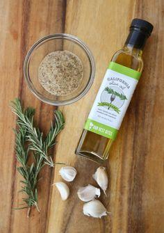 Garlic Rosemary Pork Tenderloin, Our Best Bites