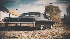 AmericanMuscle.de - Fotoshooting: Fräulein von Absint & 1969 Cadillac