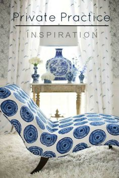 pretty blue and white circle fabric on chaise blue armchair chaise lounge chairs