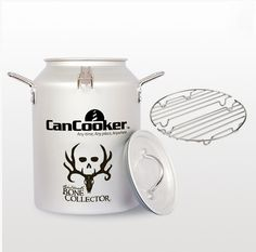 Bone Collector CanCooker with Rack - CanCooker, Inc.