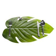 Leaf table set   Maisons du Monde