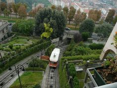 Citta Alta Funicular