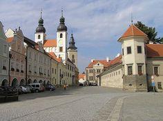 Historic Centre of Telč, Vysocina Region, Czech Republic. Inscription in 1992. Criteria: (i)(iv)