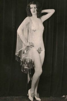 Gypsy Rose Lee in pr