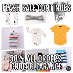 We Have A Massive Stock Clearance And Offer Half Price On All Orders