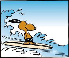 どうぞ!①|『スヌーピーの夏系の画像下さい!』への回答の画像2。夏,スヌーピー,画像。