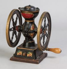 Crown Coffee Mill