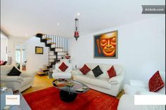 Designer 2BR townhouse with gardens i London