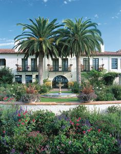 Four Seasons Resort, The Biltmore Santa Barbara.
