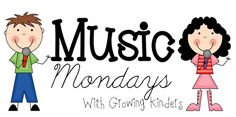 Growing Kinders: Music Monday–Brain Breaks!