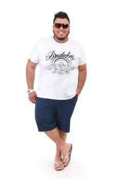 T.Shirt com Bermuda Kauê Man