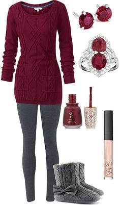 """Lounging at Home"" by stay-at-home-mom on Polyvore"