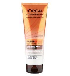 LOréal Hair Expertise SuperSleek Conditioner 250ml - Boots