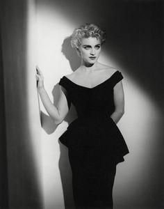 Herb Ritts Madonna True Blue | Madonna True Blue Era by scrawnyfella