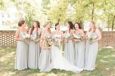 Bridal party - Christa Rene Photography