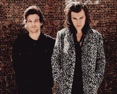 Louis And Harry, Larry Stylinson, Liam Payne, Dimples, Louis Tomlinson, One Direction, Harry Styles, Curly Hair Styles, Dj