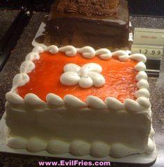 Bistro Cakes - www.EvilFries.com