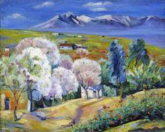 Martiros Saryan - Armenia, Spring in Norke