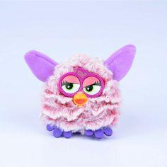 2016 Nuevo Linda Phoebe de Compresión de sonido Electrónico De la Felpa Toy Dolls Niños Electrónicos Juguetes Para Mascotas De Plástico Para Las Niñas Niño regalo de Navidad