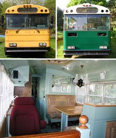 Imagine living a life of freedom and constantly changing scenery - all from the comfort of your own little house on wheels. Forget the sterile white plasti