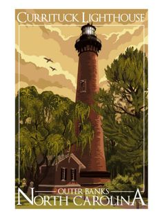 Currituck Lighthouse. Next on my list to see. Will be a fun trip to see Nags Head and Kitty Hawk!
