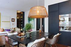 Appartement richement décoré