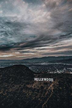 California Camping, California Dreamin', Hollywood California, Los Angeles Wallpaper, Images Murales, Hollywood Sign, Hollywood Model, Dream City, Ubud