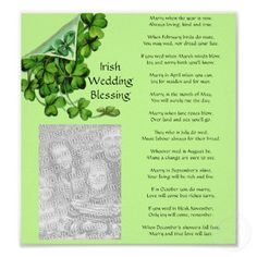 1000 Images About Irish Wedding Blessings On Pinterest