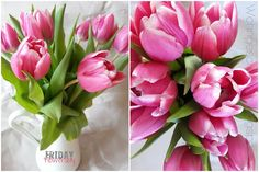 Wohngeschichten: Friday Flowerday n°4 Friday, Rose, Flowers, Plants, Tulips, Pink, Plant, Roses, Royal Icing Flowers