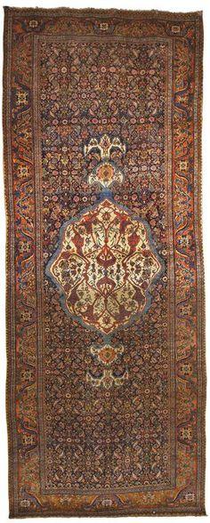 Persian (Kurdistan) Bidjar khelleh rug