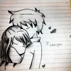 A Cute Couple Sketches Cute Couple Sketches To Draw Cute Couple