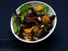 Asian Salad with Sesame Dressing Recipe : Robert Irvine : Food Network Asian Sesame Dressing, Sesame Dressing Recipe, Food Network Recipes, Cooking Recipes, Dishes Recipes, Kitchen Recipes, Sauce Recipes, Asian Recipes, Healthy Recipes