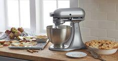 KitchenAid Classic Plus Tilt-Head Stand Mixer, Silver Kitchenaid Classic Plus, Home Depot Paint, Kitchen Aid Mixer, Kitchen Tools, Kitchen Gadgets, Kitchen Decor, Kitchenaid Stand Mixer, Advertising And Promotion, Pasta Maker