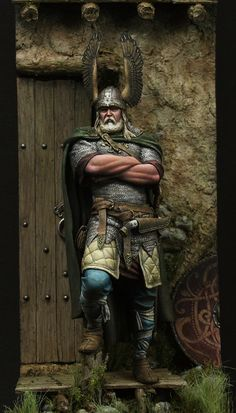 Viking Chief - Modelling More