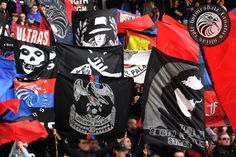Holmesdale Fanatics (HF05), Crystal Palace FC (England)